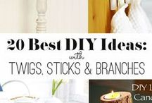 ideas. {diy crafts} / by Emily Clark