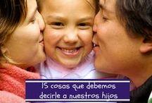 Papás e hijos / Cosas que me gustan relacionadas con mi blog www.papasehijos.com