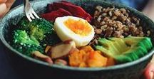Bowled Over! / fresh bowls, noodle bowls, building bowls of flavor: layered for maximum delight!