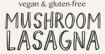 Where It All Vegan / A compendium of vegan-riffic recipes!