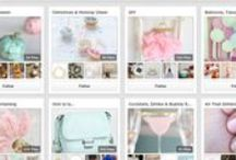 Pinterest Project- One Pin At A Time / Projects from Pinterest that I have completed and maybe altered to my own liking! / by Laurel {A Bubbly Life}