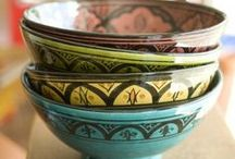 Home ** Bowls! / I love bowls for decor, for entertaining for holding precious things...
