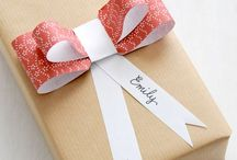 Gifts, Gift Wrap & Cards / by Amanda Vance