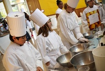 Eco Top Chef / Eco Top Chef is a program for students to learn about the link between food, health, and the environment.