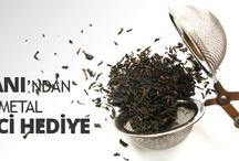 From Our Site / Çay Dükkanı / Our online tea store http://caydukkani.com is always present new campagnes and gifts for our members / Çay Dükkanı'nda neler oluyor? Son kampanyalar, hediyler ve daha neler neler :)