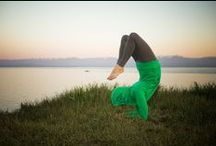 Yoga / by Turning Green