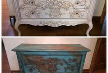Painted Furniture / by Josi Siefker