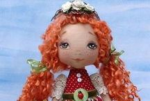 Dolls / I have never outgrown my love of dolls. / by Christine Olsen