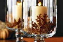 Celebrating Fall/Thanksgiving / by Diane Harvey