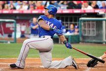 Texas Rangers Baseball!!  / by Angie O'Brien