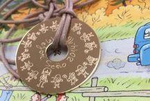 Colgantes personalizados / Colgantes personalizados; regalos para ocasiones especiales.