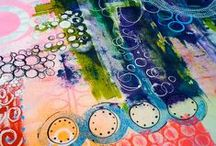 Art Journal Inspiration / Things that inspire me to get crafty.  / by rayelle marie