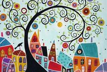 Zentangle / Doodle art / by Suzie McKap