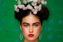 Fashion :: Frida Inspired / inspired by the one and only Frida