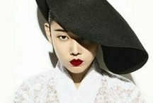 Fashion :: Asian Couture / modern Asian inspired...