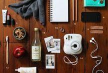 Reisen, Packen, Planen. / travel tips, packing guide, wanderlust!