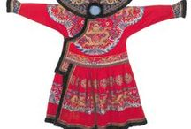 China :: Dress / Ancient Chinese clothing, jewelry, and other