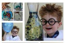 Proefjes voor kinderen / Science, wetenschap en proefjes voor kinderen om thuis of op school te doen.