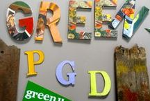 Project Green Dorm / Our goal is to inspire high school and college students to green their living spaces, lifestyles, and school supplies. We want to raise awareness about an all encompassing eco life style. Check out http://www.projectgreendorm.com/ for more great ideas! / by Turning Green