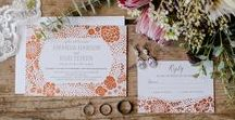 B&C // Wedding Stationary