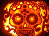 All Hallow's Eve/ Dia De Los Muertos / Everything spooky and delicious!