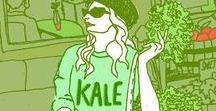 Kale Fest / all kale, all the time!