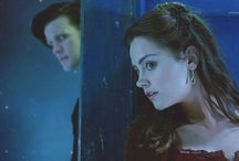 Doctor Who / Favorite characters: 9, 10, 11, Rose, Donna, Cpt. Jack, Clara,  Face of Boe, Daleks / by Michelle R
