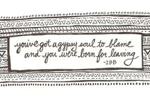 Quotes / by Kendall Alison