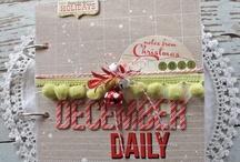 december daily albums / by Rhonda Jessop-Kearney