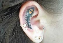 Tattoo Me! / by Trisha Keller