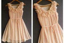 Dress Me! / The dress must follow the body of a woman, not the body following the shape of the dress. Hubert de Givenchy  / by Trisha Keller