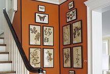 Impressive Wall Arrangements....