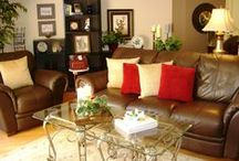 Home Staging and Redesign / These are photos of home stagings and redesigns projects that Redesign Right has done.