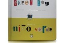 .:· libros bilingües ·:. / Aprender a leer en otro idioma es aprender a aceptar la diversidad.