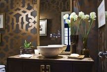 Perfect Powder Rooms!