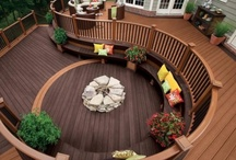 Decks and Patios / If you are from the Chesapeake bay area and interested in one of these designs let me know. / by Sturdevant Construction