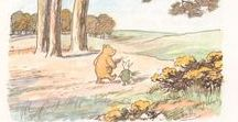 pooh / as soon as i saw you. i knew an adventure was going to happen. winnie the pooh