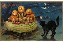 vintage halloween / by Rhonda Jessop-Kearney