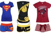 Superhero/Comic / Just for Moeller! / by Trisha Keller