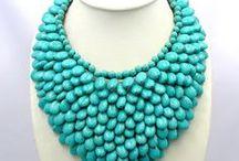 necklaces / by Trisha Keller