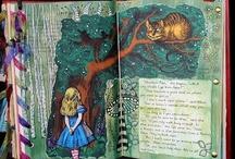 altered books / by Rhonda Jessop-Kearney