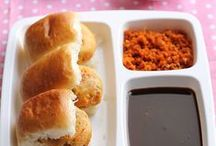 Mumbai Recipes / Find all Popular and Mumbai Streetfood Recipes out here !