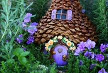 ❀Fairy Gardens & Minis / Including inspiration from fairy homes and gardens others have made, info on making miniatures, plants to use for fairy gardens, sources for the whimsical, and whatever else seems to apply here - #fairy #garden #gardens - #gardening in #miniature - #making #miniatures - #craft #crafts #crafting #whimsy #whimsical #homes #house #bird #birdhouse  / by Trish Anna