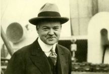 Herbert Hoover / Learn more at the Herbert Hoover Presidential Library and Museum of the U.S. National Archives.  http://hoover.archives.gov/