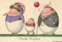 Vintage cards / by Rhonda Jessop-Kearney