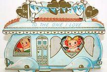Vintage Valentine / by Rhonda Jessop-Kearney