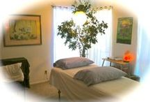 QI BY THE SEA / inspirations and wishlist for my office~healing space / by Kelly Matthews