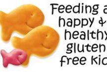 Gluten free / by Raquel Jordan