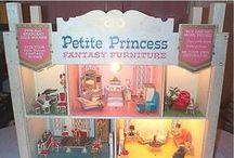 Dollhouse Furniture - Petite Princess / by Lisa Konar