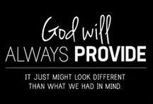 My God / What I Believe